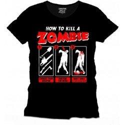 Now To Kill A Zombie